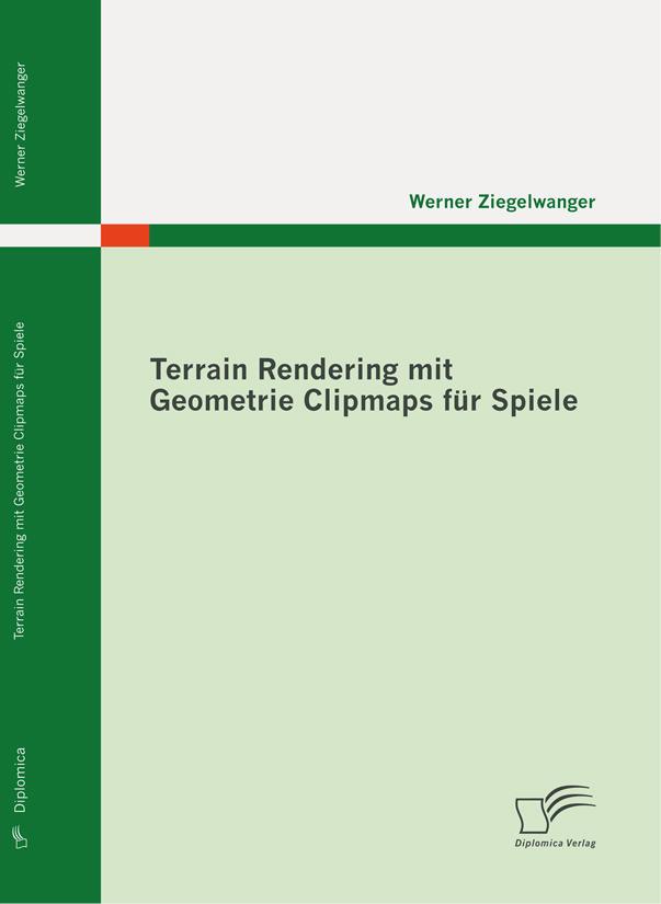 Terrain Rendering Buch Cover