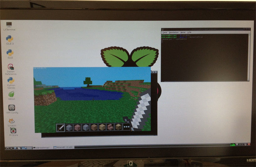 Raspberry Pi Als Minecraft Server DeveloperBlog - Eigenen minecraft server erstellen 1 12