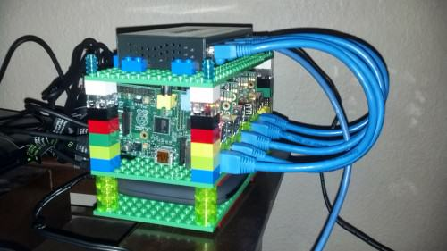 Super Ein Server Cluster mit Raspberry Pis - Developer-Blog QW65