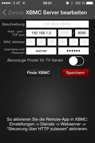 xbmc app