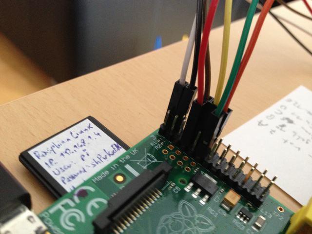 Raspberry pi abstandssensor developer blog