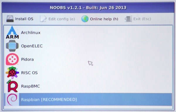 noobs-setup