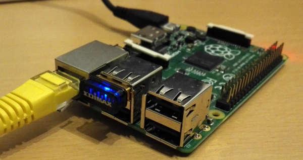 Raspberry Pi Tor