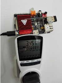 HummingBoard Stromverbrauch Bootvorgang