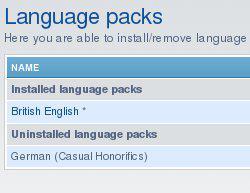 phpbb Sprachpaket