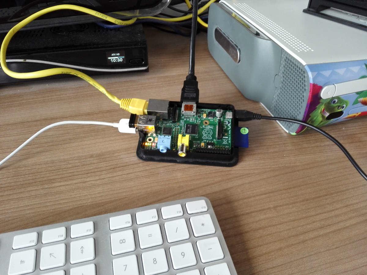 Raspberry Pi C64