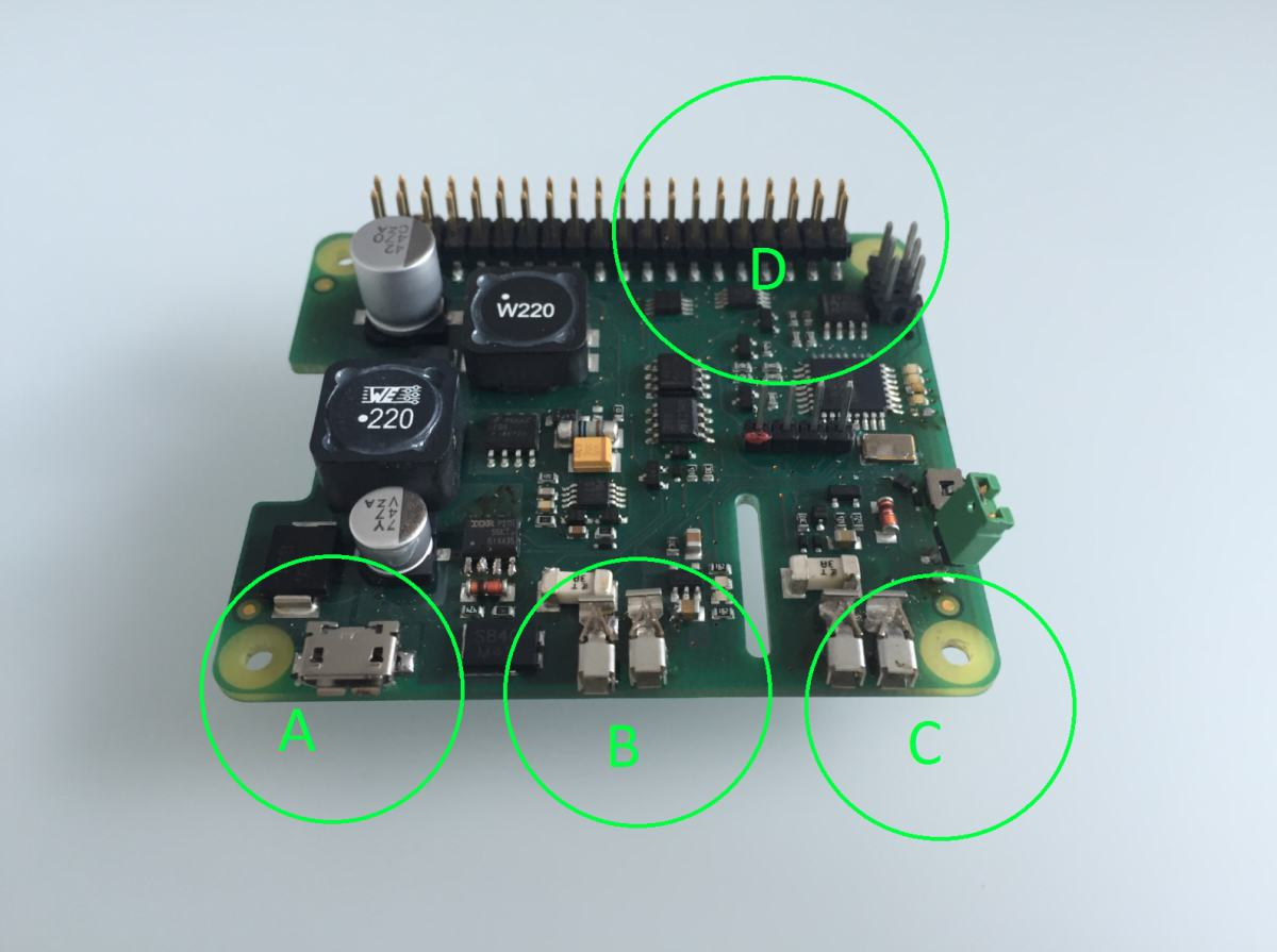 Pi USV Plus