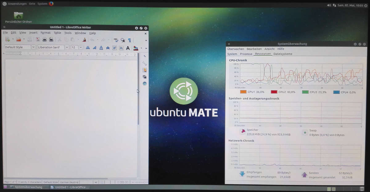 Ubuntu Mate einrichten