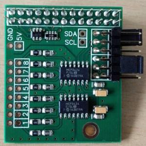 Analoge Pins auf dem Raspberry Pi