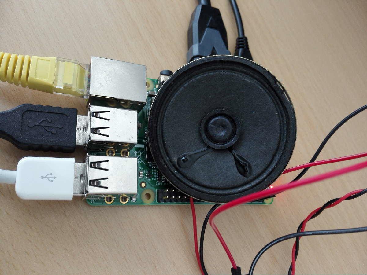 PC Speaker spielt Musik