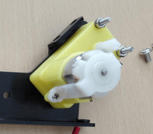 Roboter Chassis Motor