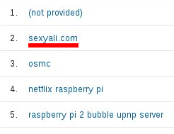 sexyali Referrer
