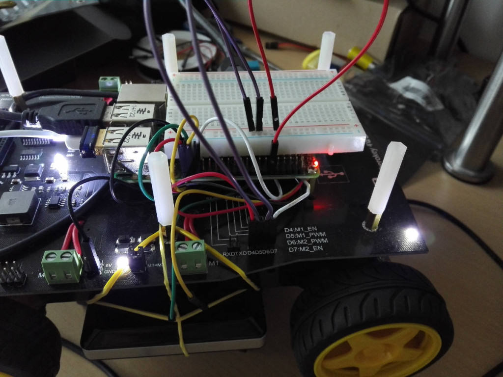 Roboter Bewegen Fr Fortgeschrittene Developer Blog Wiringpi Set Mode