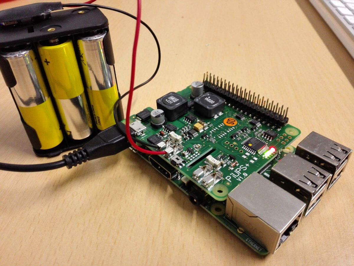 Raspberry Pi USV