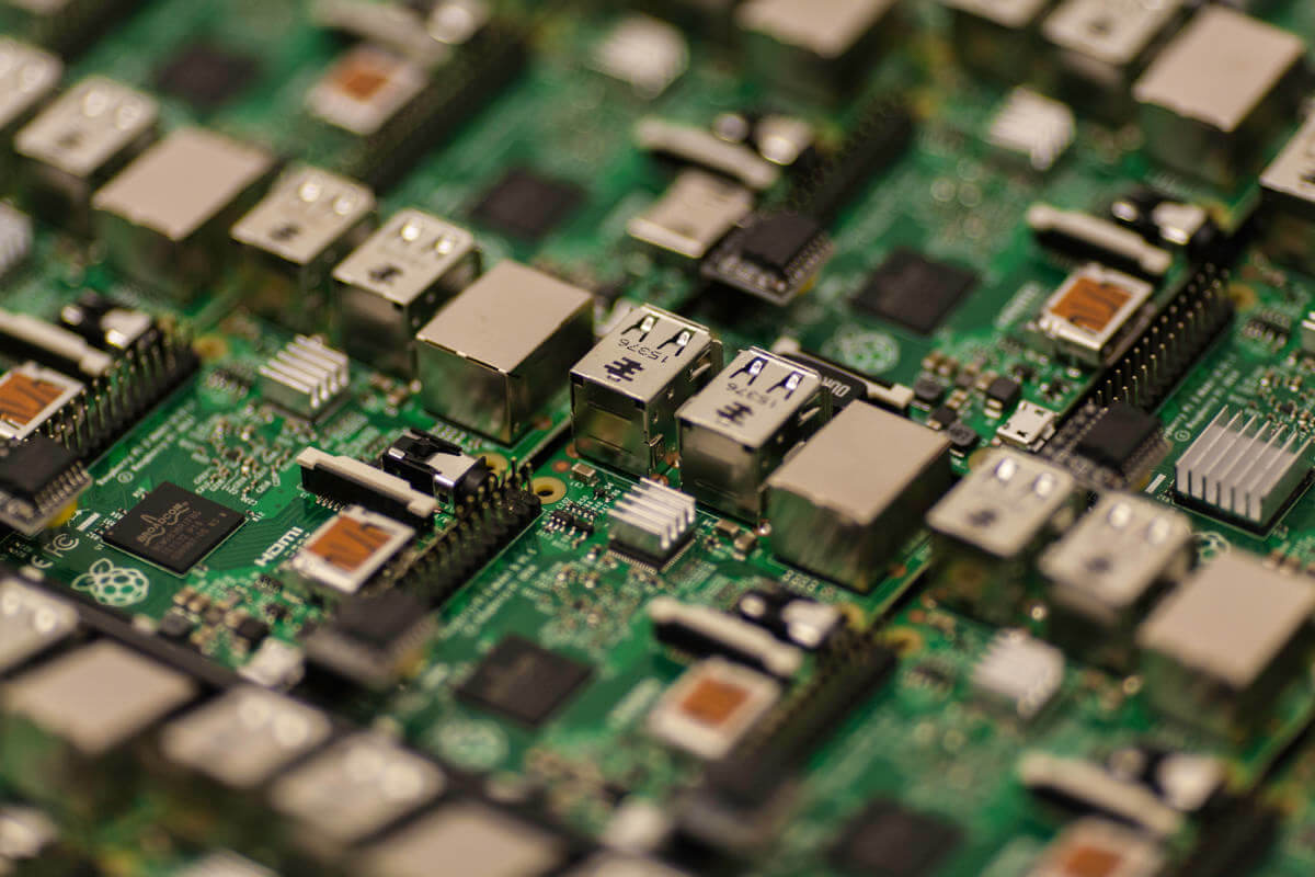 Raspberry Pi in der Maschinendatenerfassung