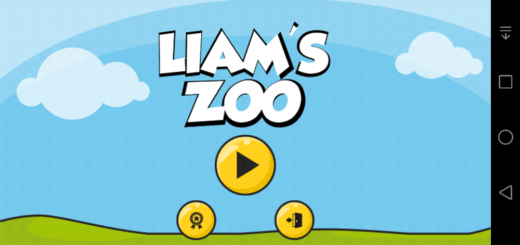 Liams Zoo Android App