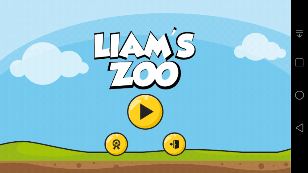 Liam's Zoo Android App