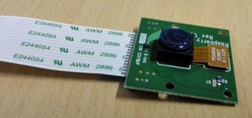 Raspberry Pi 8 Megapixel Kamera Board