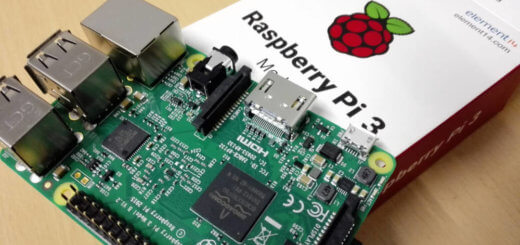 Raspberry Pi 3 Test
