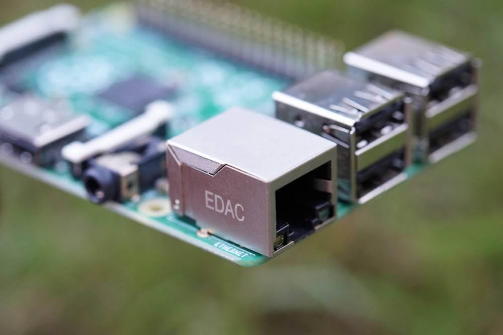 Raspberry Pi über das Netzwerk booten