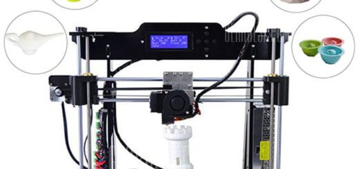 Acryl 3D Drucker