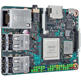 Tinker Board Raspberry Pi Alternative von ASUS