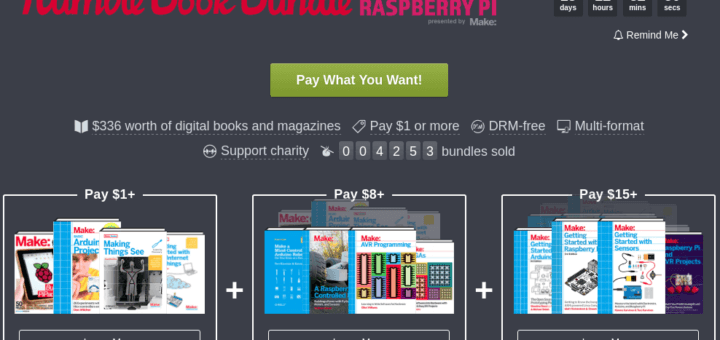 Raspberry Pi Humble Bundle