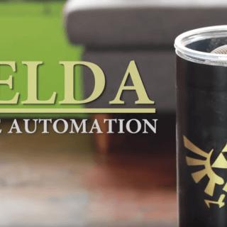 Raspberry Pi Zelda Hausautomatisierung