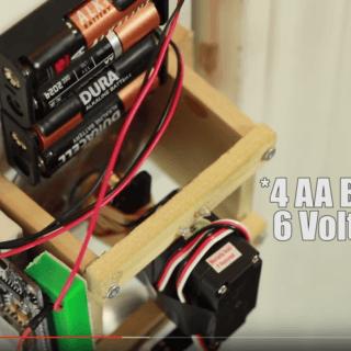 Raspberry Pi Zelda Hausautomatisierung Making of