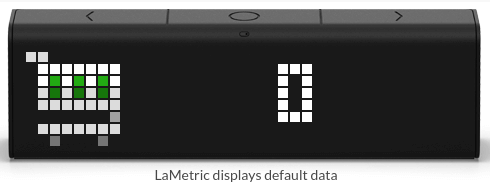 LaMetric Magento Frame 1