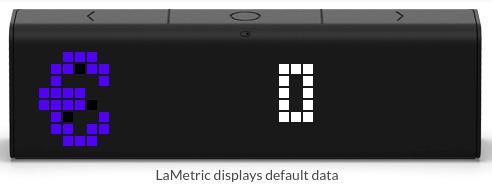 LaMetric Magento Frame 2