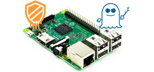 Raspberry Pi Meltdown Spectre