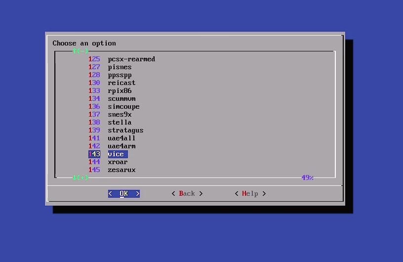 install vice Emulator