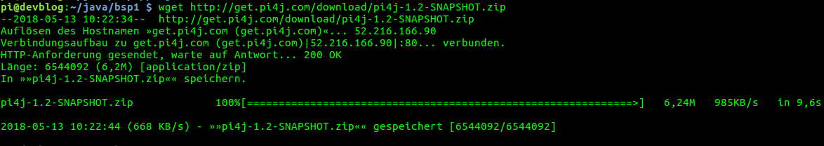 Wondrous Raspberry Pi Gpio Pins Unter Java Verwenden Developer Blog Wiring Database Ittabxeroyuccorg