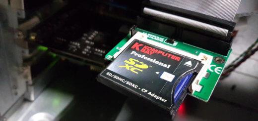 SD Karten für alte Rechner