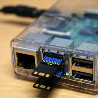 Raspberry Pi USB Stick