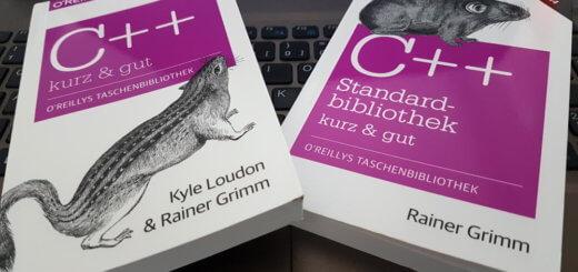 C++ und C++ Standardbibliothek kurz und gut
