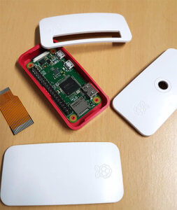 Raspberry Pi Zero W Gehäuse