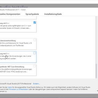 Raspberry Pi als Visual Studio Linux Remotesystem
