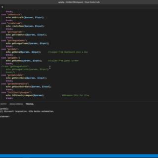PHP Entwicklung mit Visual Studio Code-