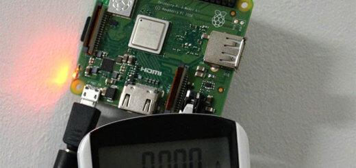 Raspberry Pi 3 Modell A+ Stromverbrauch
