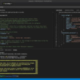 Visual Studio Code SSH Terminal