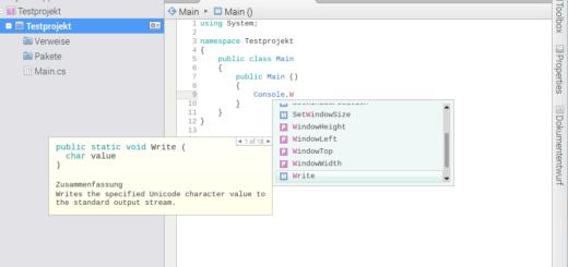Raspberry Pi C# IDE