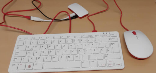 Tastatur Maus in der Praxis