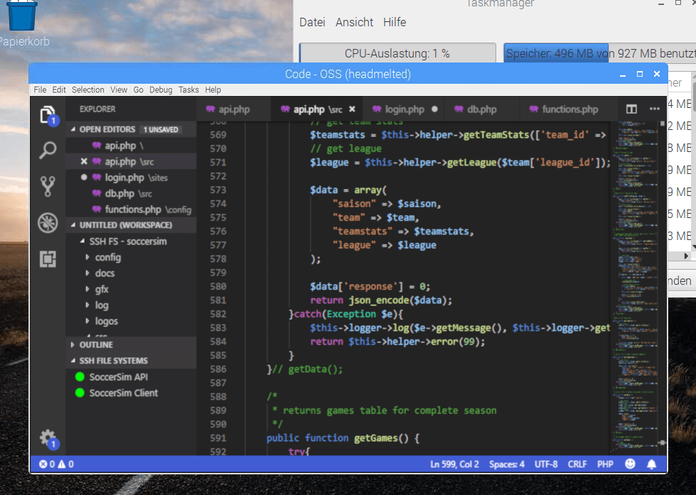 Raspberry Pi Visual Studio Code
