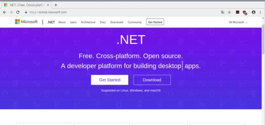 .NET Core auf dem Raspberry Pi