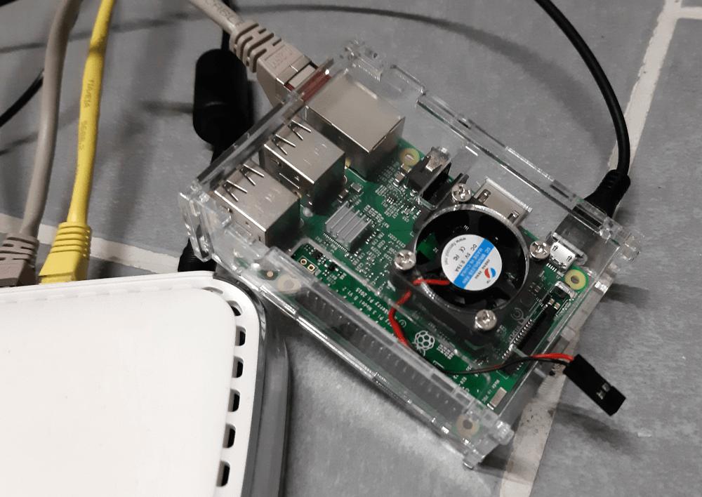 Raspberry- Pi Kubernetes Cluster bauen Master