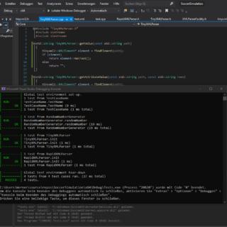 C++ Xml Parser