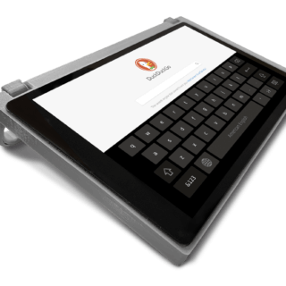 Raspberry Pi Tablet CutiePi