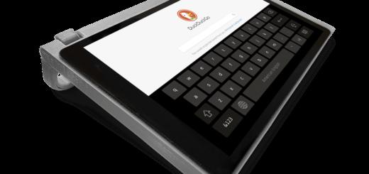 Raspberry Pi Tablet CutiePi